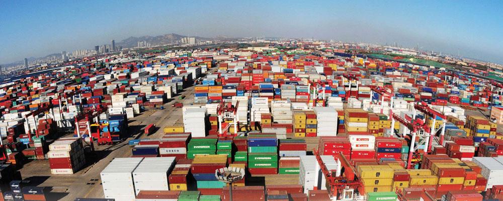 Exportação em crescimento