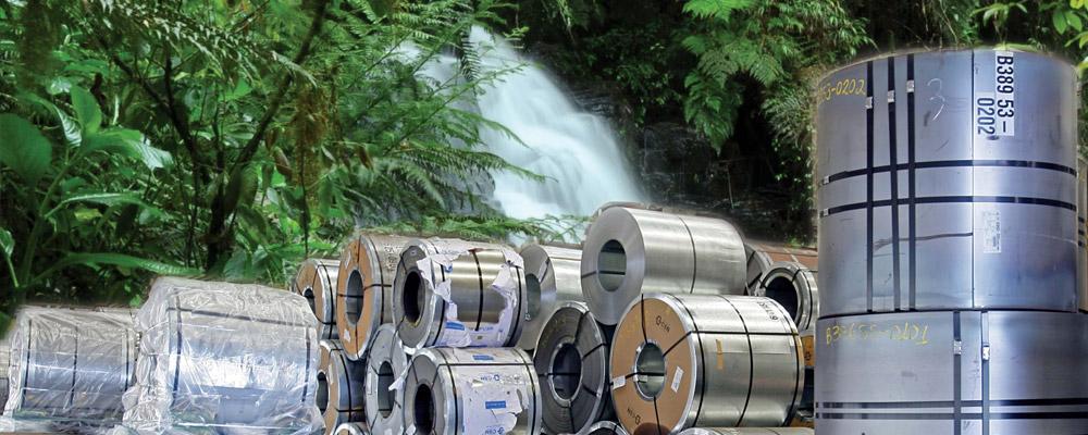 Impactos ambientais estão na agenda das indústrias
