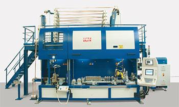 Fabricação de tubos e microtubos de ligas metálicas laminadas e soldadas de ultraprecisão