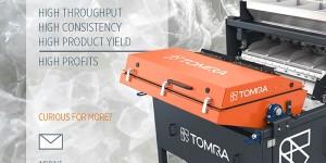 TOMRA Sorting Recycling lança o revolucionário AUTOSORT FLAKE