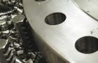 Processo de furacão por fricção do aço LN 700