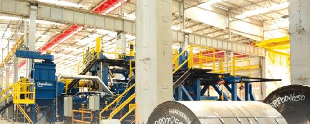 Steel Warehouse Cisa inaugura fábrica no Brasil