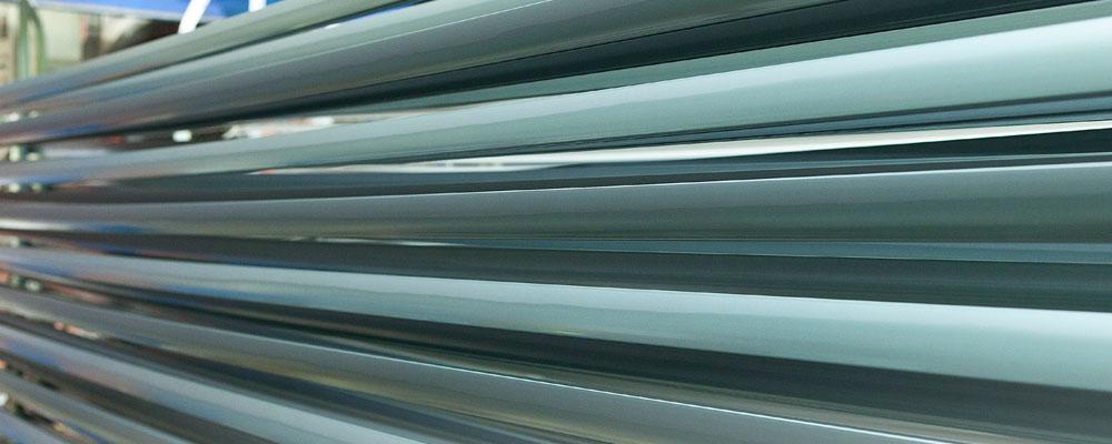 CBA recebe selo internacional de qualidade em pintura e anodização de perfis de alumínio