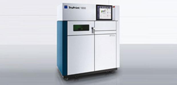 TRUMPF leva à EXPOMAFE novidade em impressão 3D