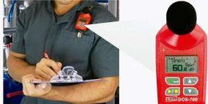 Novo Dosímetro de Ruído Digital portátil e sem fio chega à Instrutherm