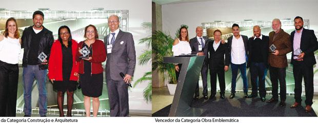 Prêmio Brasil Galvanizado anuncia os quatro ganhadores da 3ª edição