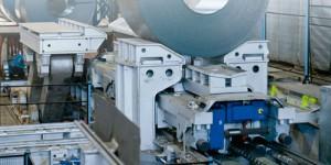 Novos sistemas de transporte de bobinas a quente asseguram alta disponibilidade e melhoram a qualidade de superfície