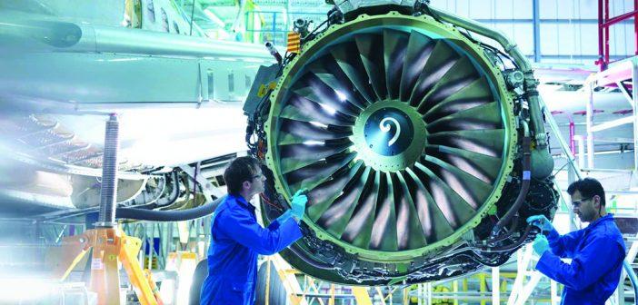 Uma Solução para a Indústria Aeronáutica e Aeroespacial