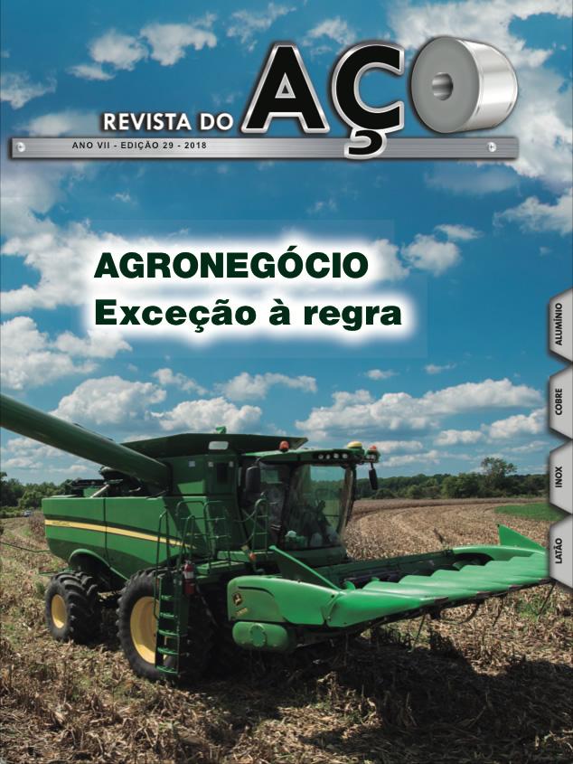 Revista do Aço - Edição 29