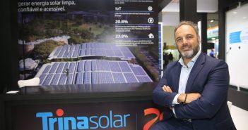 Trina Solar expande negócios no Brasil ampliando parcerias e preparando o terreno para a Trina 3.0