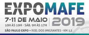 EXPOMAFE - 07 a 11 de Maio de 2019