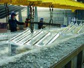 Barra de Aço para armadura de concreto galvanizada por imersão a quente – PARTE 1