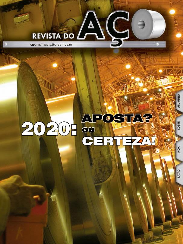 Revista do Aço - Edição 36