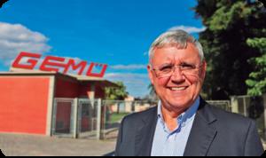 Andreas Göhringer - CEO GEMÜ