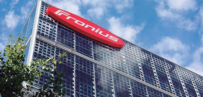 Fronius celebra 75 anos de fundação com uma história de sucesso