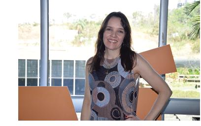 Ericka Menegaz, gerente corporativa de Inovação da Usiminas