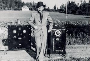 Gunter Fronius lançou a pedra fundamental para a Fronius_International GmbH em 1945