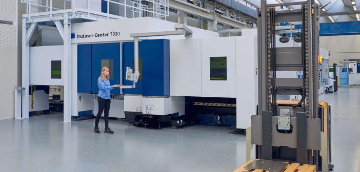 TRUMPF organiza evento virtual com novas tecnologias para impulsionar a produção industrial